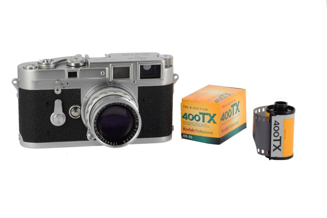 kodak tri-x 400 classic camera