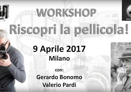 Workshop Bianconero argentico