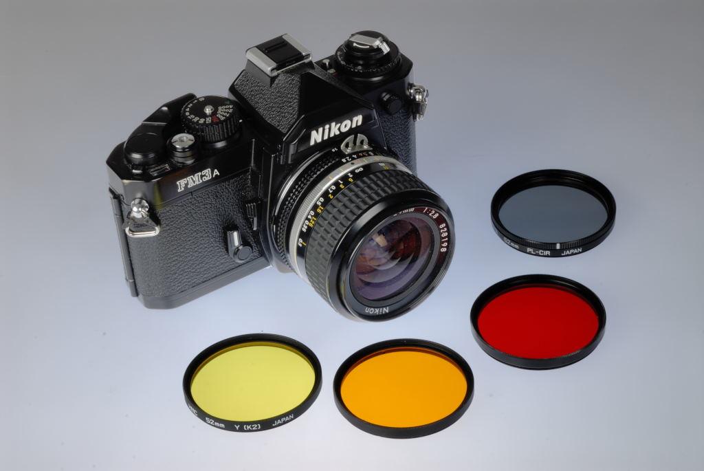 filtri fotografici bn gerardo bonomo