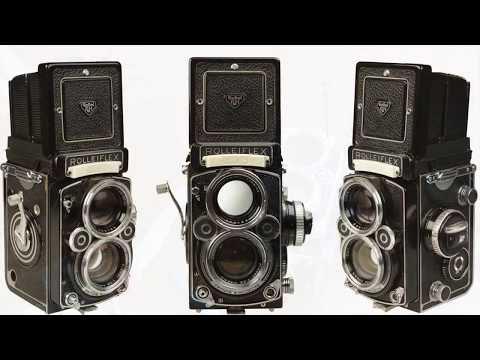 Come si carica una Rolleiflex