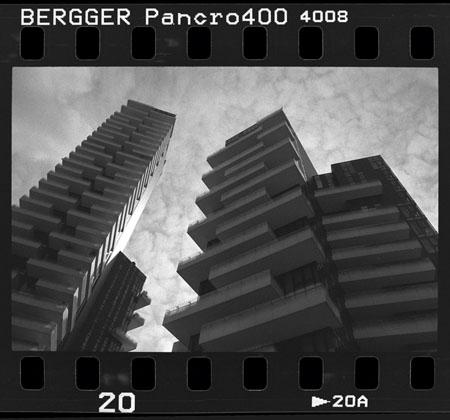 """Bergger Pancro 400. Una pellicola """" fuori dal coro """""""