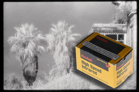 Kodak High Speed Infrared, una pellicola leggendaria