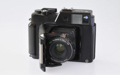 Fujica GS645 Professional: manutenzione ordinaria e straordinaria