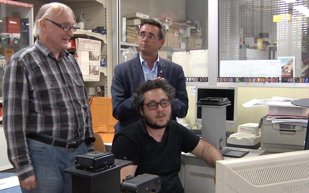 Film Recorder: come ottenere un negativo argentico da un'immagine digitale