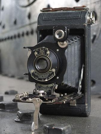 Kodak Autographic, una fotocamera geniale
