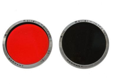 58 rollefilex infrarot