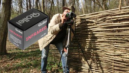 La pellicola Rollei Infrared. Guida pratica sul campo e di sviluppo