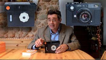 Leica CL e Agfa Rondinax 35U: la strana coppia