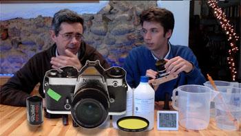Nikon FE, Rollei RPX400 tirata a 3200 ISO e Rollei Infrared 400 lungo il cammino d'Assisi