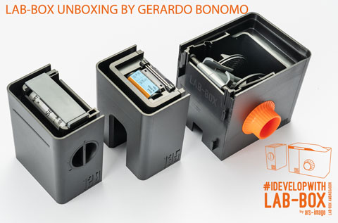 LAB-BOX: L'UNBOXING