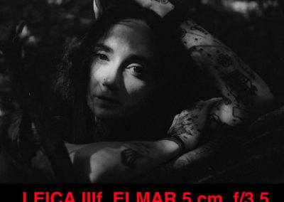 Leica III F Rollei Superpan 200 Angelica staccionata crop 1080