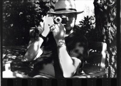Leica III F Rollei Superpan 200 GERARDO CON LEICA 1080 ok