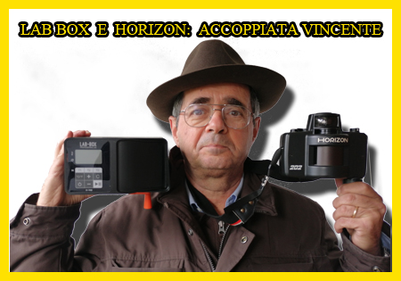 LAB-BOX E HORIZON: ACCOPPIATA VINCENTE !