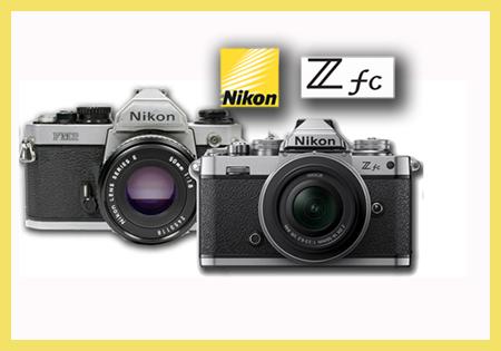 Nikon Z fc: il digitale si fa analogico