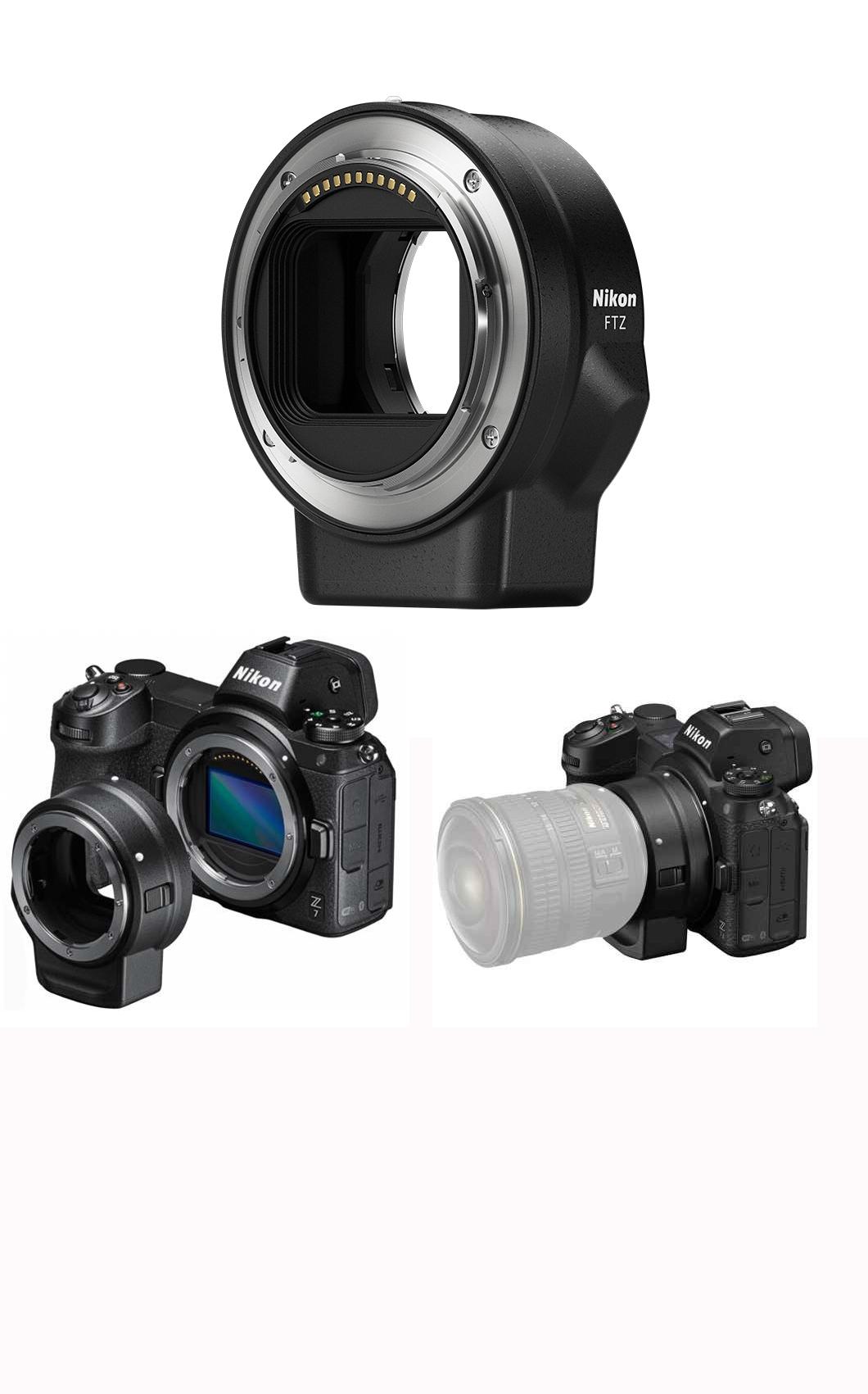 07 Nikon Z7 aggiuntivo ftz