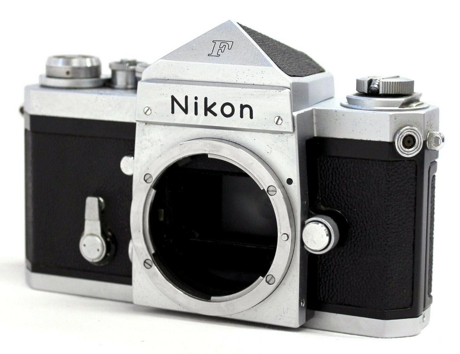 08 Nikon Z7 Nikon F
