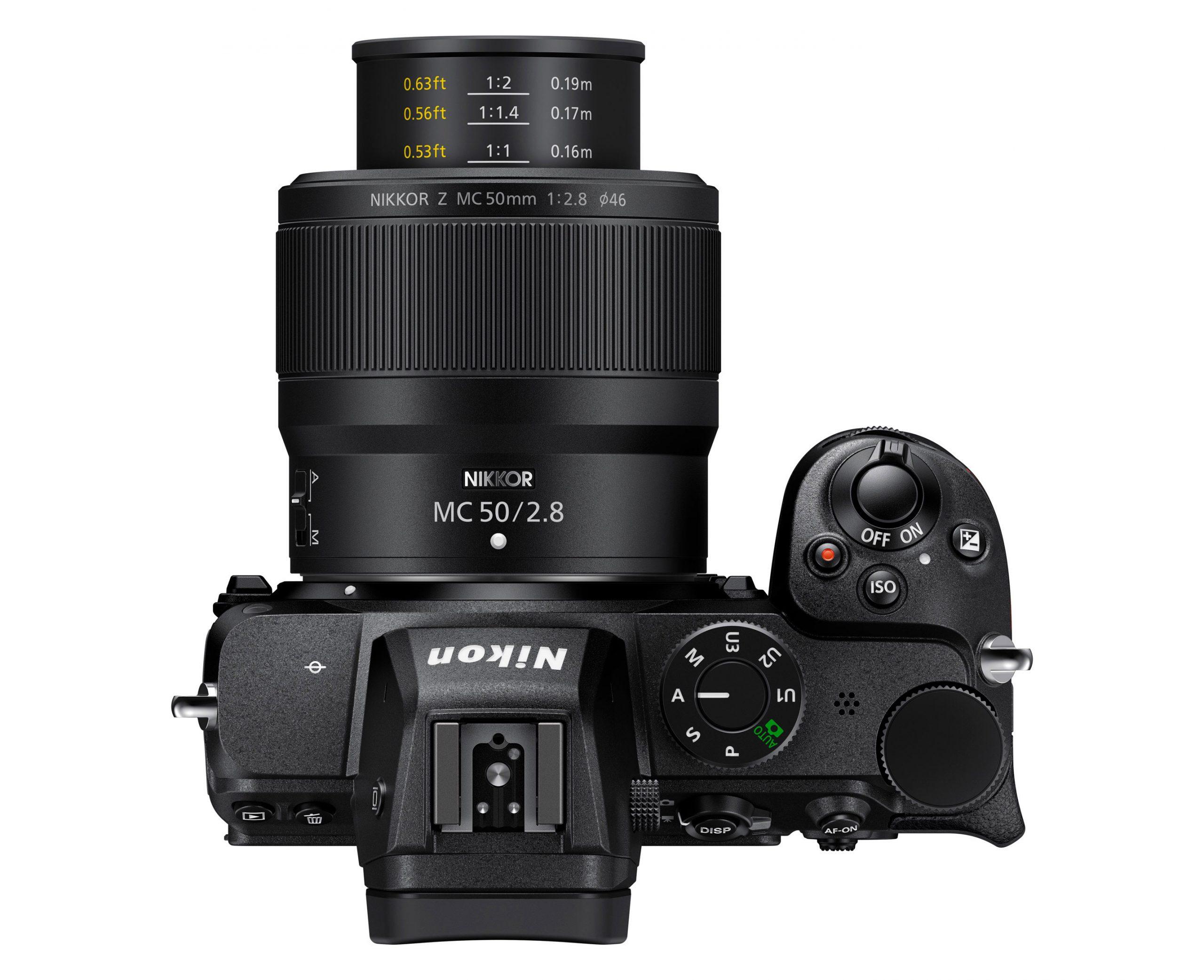 10 Nikon Z7 Nikon F Nikon 50mm macro