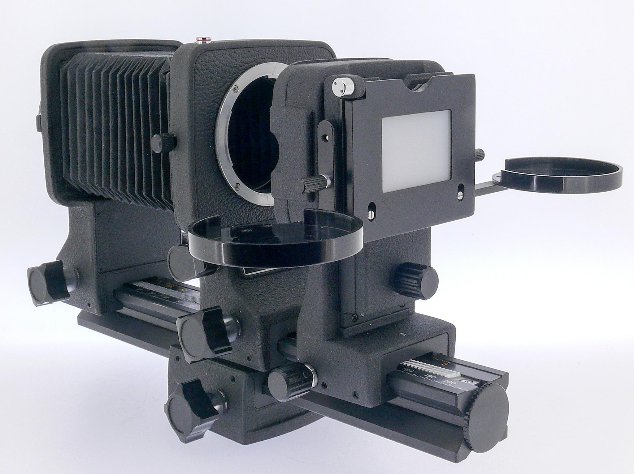 35 Nikon Z soffietto pb-6 e dispostivo ps 6